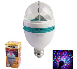 Bombilla Led Disco Rotativa...