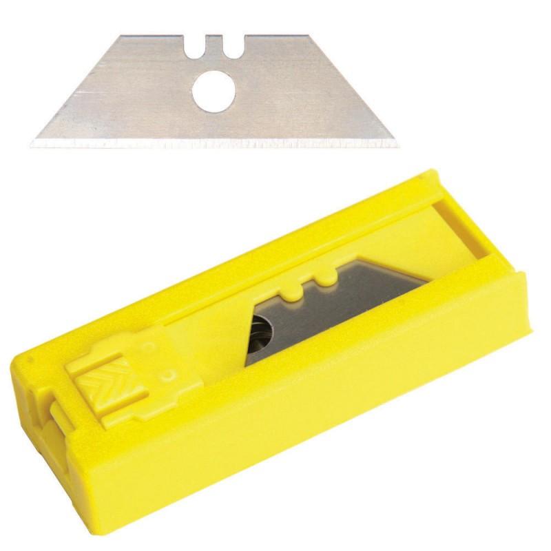 Hoja Cuchillo Maurer Recta 59x0,6 mm. (Dispensador 10 Piezas)
