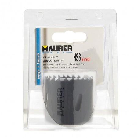 Corona De Sierra Maurer Bimetal  17 mm.
