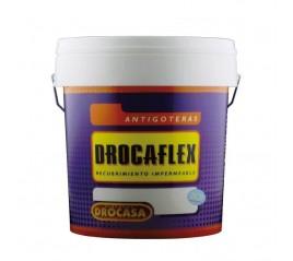PINTURA DROCAFLEX GRIS ANTIGOTERAS 750 CC