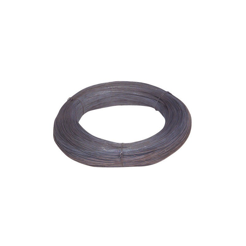 Alambre Recocido Rollo 25 kg. Nº8 - 1,3 mm.