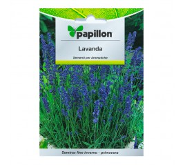 Semillas Aromaticas Lavanda (0.5 gramos)