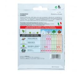 Semillas Aromaticas Rucula Selvatica 2.5 Gramos