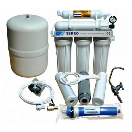 Set Descalcificador 30Lt Aitana/Crystal+Osmosis+Filtro Hidro-Water