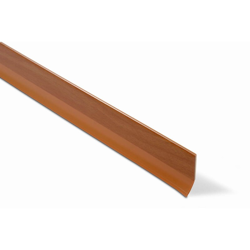BLISTER BURLETE GOMA ADHES. 82CM MADERA CL
