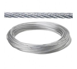 Cable Galvanizado   6  mm....