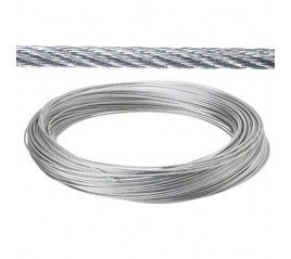 Cable Galvanizado  10 mm. (Rollo 100 Metros) No Elevacion