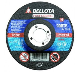 DISCO CORTE INOX 50301-230 BELLOTA