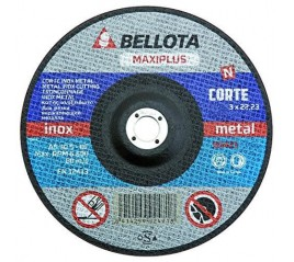 DISCO CORTE INOX 50421-230 BELLOTA