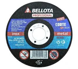 DISCO CORTE INOX EXTRAFINO 50300-115 BELLOTA