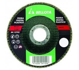 DISCO DE LAMINAS DESBASTE PIEDRA 50513-80 BELLOTA