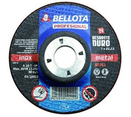 DISCO REPASAR METAL 50351-115 BELLOTA