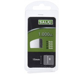 Clavo BN 8/15 mm (1.000 Ud)...