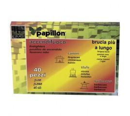 Pastillas Encendido Papillon 40 piezas