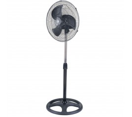 VENTILADOR PIE REGULABLE 100W