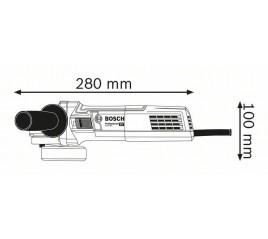Amoladora GWS 880 W (115 mm) Bosch Profesional