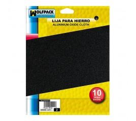Lija Hierro 2 Grueso (Pack...
