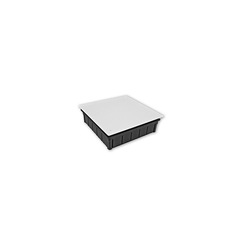 Caja empalmes 200x200x65mm c/tornillos Ref.17105