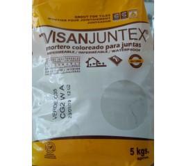 VISANJUNTEX Impermeable CG2 WA Especial  (5 KG) Verde C35