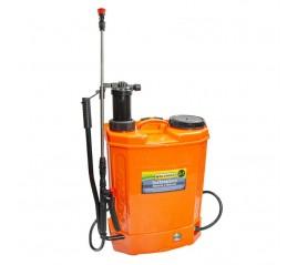 Sulfatadora Eléctrica A Batería Doble Uso Batería o Manual, Batería Recargable 12 V / 8 Amperios