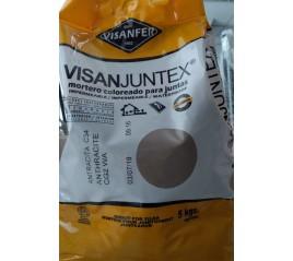 VISANJUNTEX Impermeable CG2 WA Oscuro (5 KG) Antracita C34