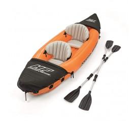 Flotador Kayak Semirígido 330 x 94 cm. 2 personas Max. 160 Kg.