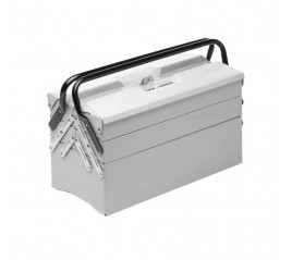 Caja Metálica Para Herramientas Maurer 404x200x295 mm.