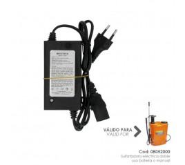 Cargador Sulfatadora 08052000 Sulfatadora Eléctrica A Batería 12 V / 8 Amperios