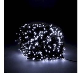 Guirnalda Luces Navidad 1000 Leds Color Blanco Frío. Luz Navidad Interiores y Exteriores Ip44