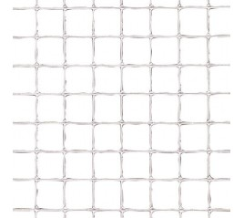 Malla Electrosoldada Galvanizada 50x50 / 2,00 / 150 cm. GA Rollo 25 metros