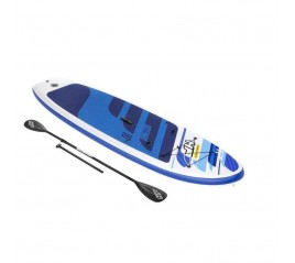 Tabla Paddle Surf Con Remos y Asiento Oceana 305 x 84 x 12 cm.