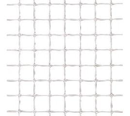 Malla Electrosoldada Galvanizada 13x13 / 80 cm. Rollo 25 Metros Uso Domestico