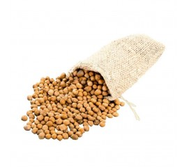 Malla / Bolsa Para Cocción Legumbres Algodón  0,5 Kg Pack De 2 Unidades. Algodón 100% Orgánico