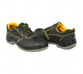 Zapatos Seguridad S3 Piel Negra Wolfpack Nº 39 (Par)