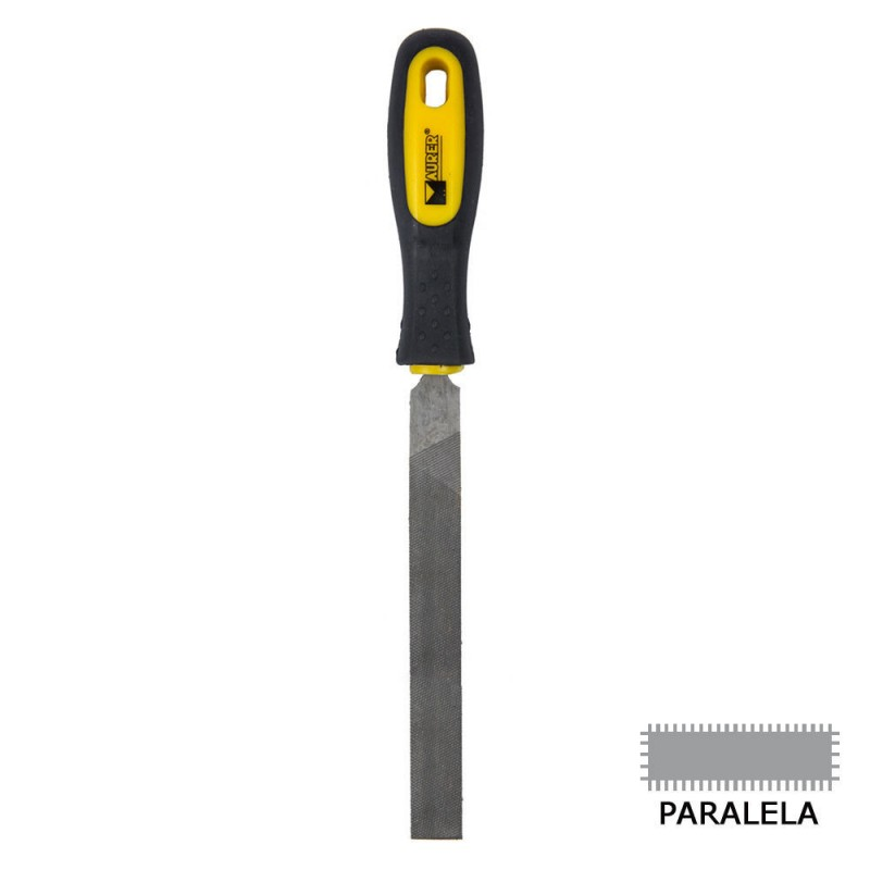 "Lima Maurer Con Mango Paralela Entrefina- 6"""