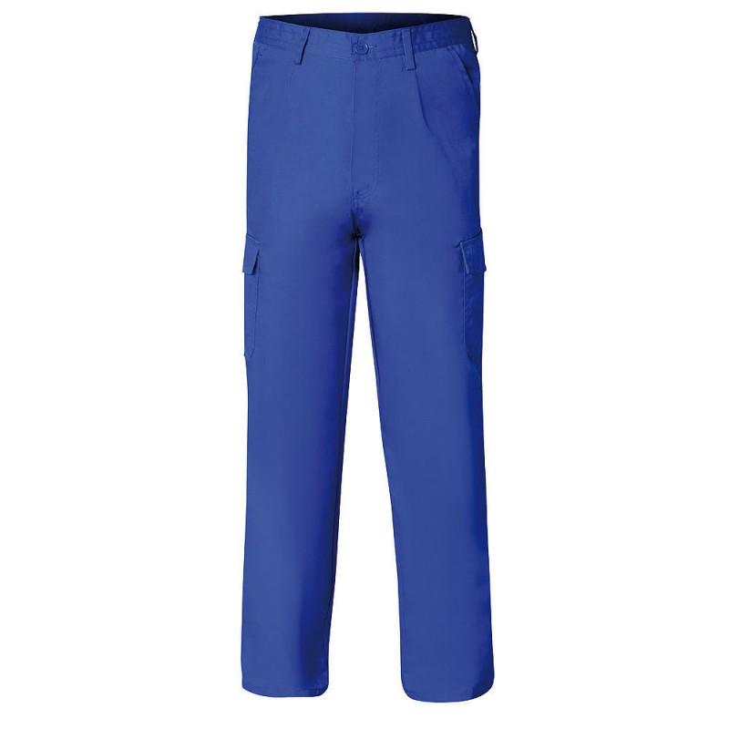Pantalon De Trabajo Azul 40 Tallas Pantalon 40