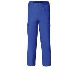 Pantalon De Trabajo Azul 58