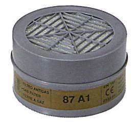 Filtro A1(Gases/Vapores...