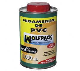 Pegamento Pvc  Wolfpack...