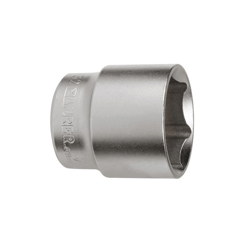 Llave Vaso Maurer 1/2 Hexagonal 17mm.