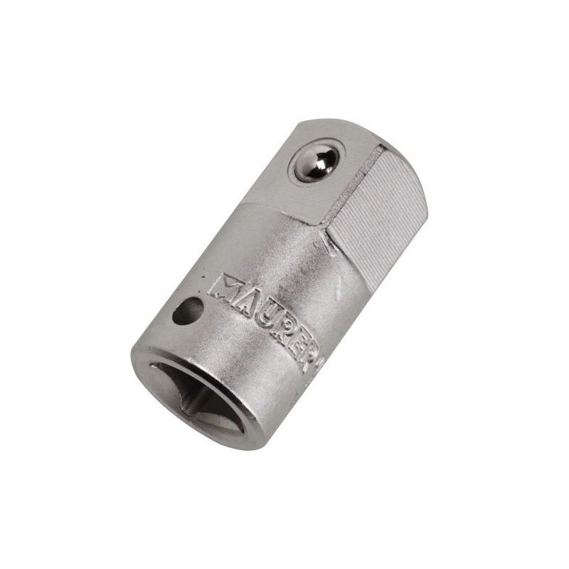 Adaptador Maurer Aument.  1/2 H-3/4 M