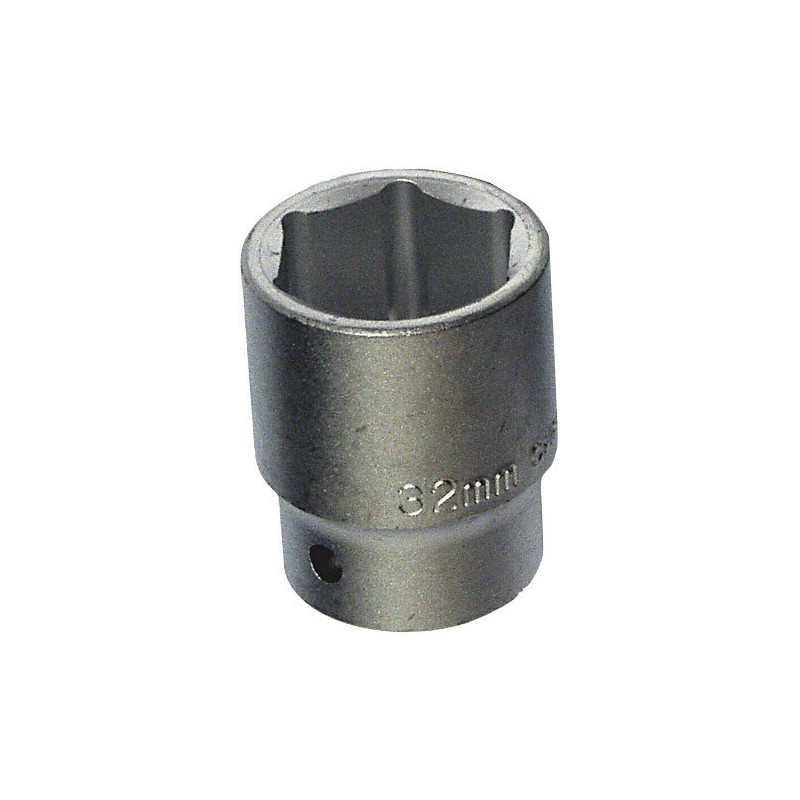 Llave Vaso Maurer 3/4 Hexagonal 30mm.