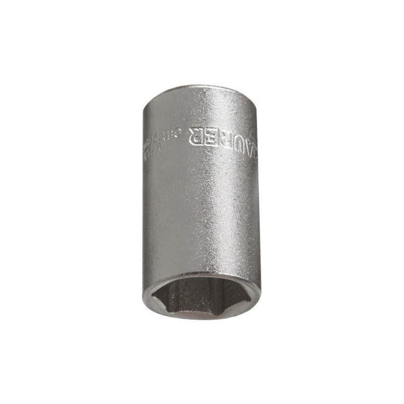 Llave Vaso Maurer 1/4 Hexagonal  6,0 mm.