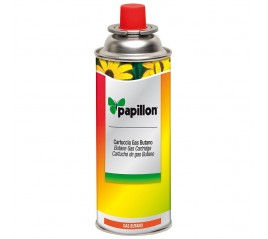 Cartucho Gas Papillon 0,227...