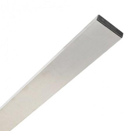 Regla Aluminio Maurer  80x20 - 200 cm.  de longitud