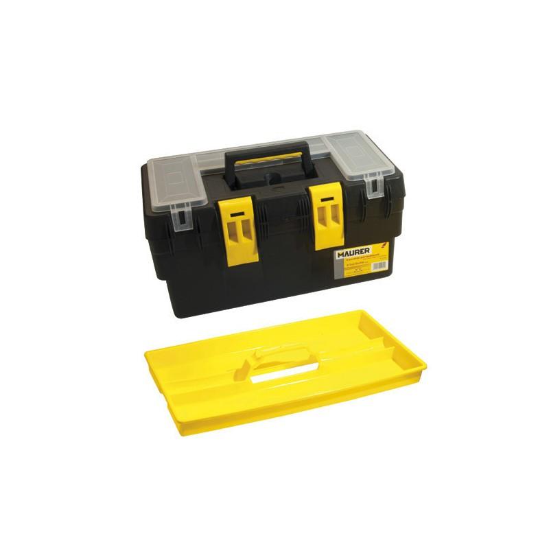 "Caja Herramientas Maurer  ""Maxibox"" 470x270x250 mm."