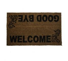 Felpudo Fibra Coco Welcome...