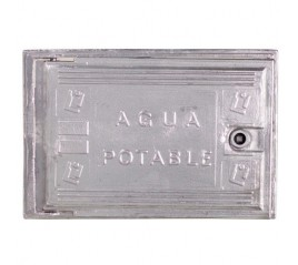 Puerta Contador Agua...