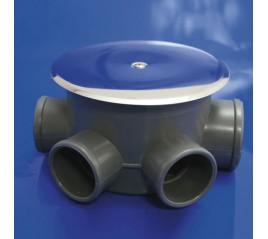 Bote Sifónico PVC T-85  110...