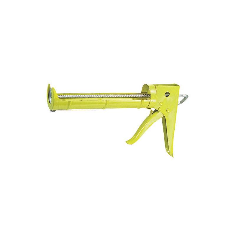 Pistola Silicona Amarilla